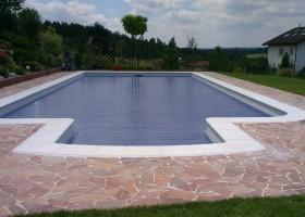 Solarní ohřev bazénu