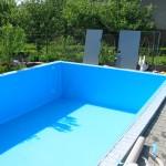 Rekonstrukce betonových bazénů